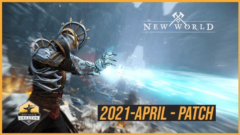 2021 April Patch