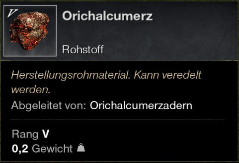 Orichalcumerz