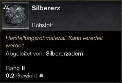 Silbererz