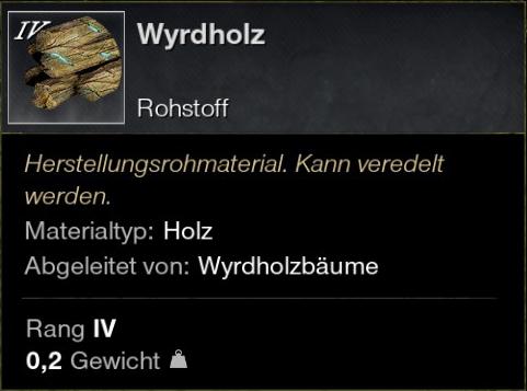 Wyrdholz