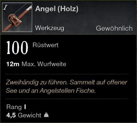 Angel (Holz)