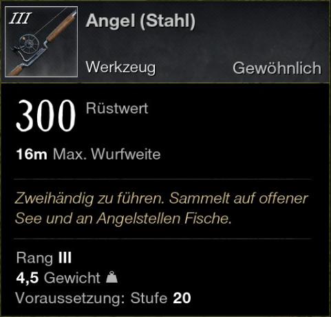 Angel (Stahl)
