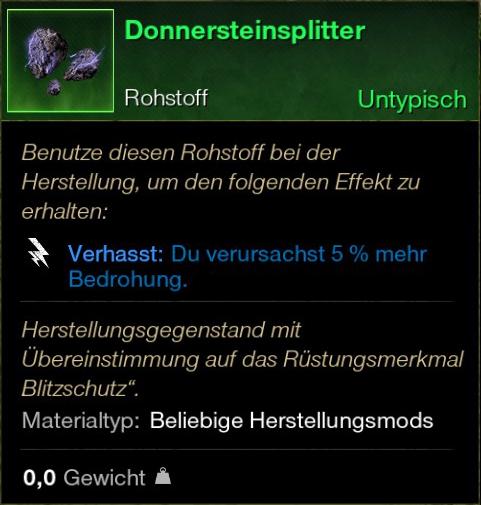 Donnersteinsplitter