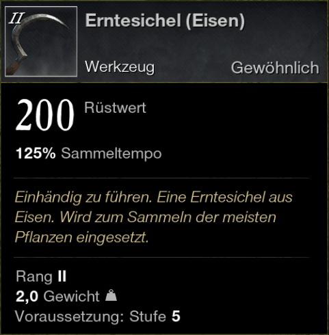 Erntesichel (Eisen)