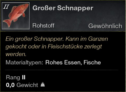 Großer Schnapper