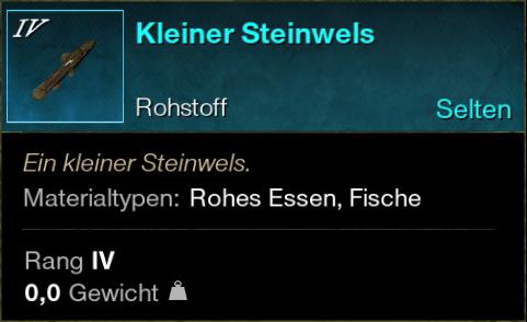 Kleiner Steinwels