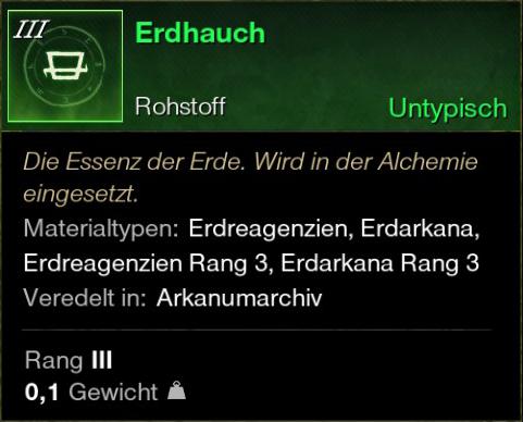 Erdhauch