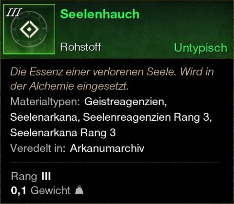 Seelenhauch
