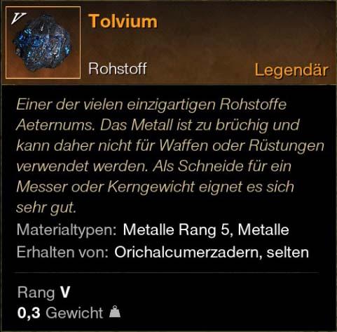 Tolvium
